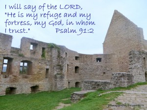 Lessons in Psalm 34