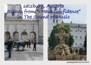 Salzburg, Sound of Music Scenes