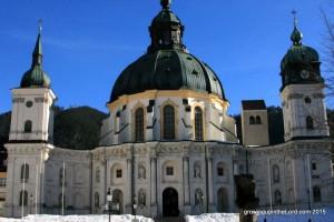 Ettal Monastery