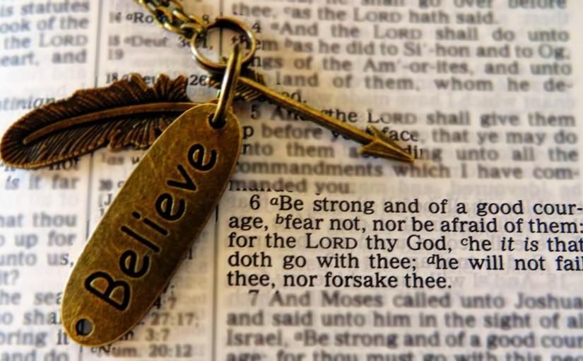 Living in God's Promises Bravely