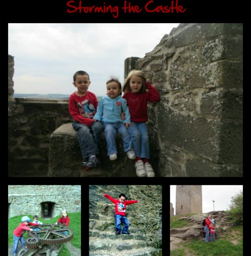 C is for Castle: Update on our Homeschool